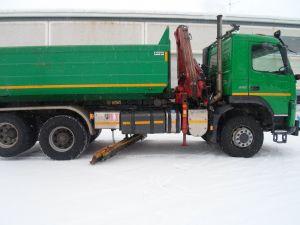 Volvo FM D11 6x4x2 Euro 5