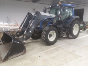 Traktori Valtra N92, 265-AAK