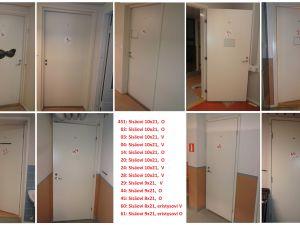 Sisäovia 8x21-2kpl, 9x21-3kpl, 10x21-8kpl  (EU501)