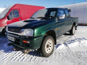 Mitsubishi L2000  4 x 4  lava-auto