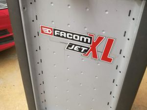Työkaluvaunu Facom XL Jet IV