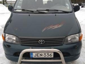 Toyota Hiace Bussi
