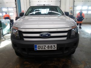 Ford Ranger 2,2 Euro 5 4x4