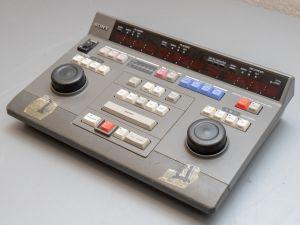 Sony PVE-500 editing control