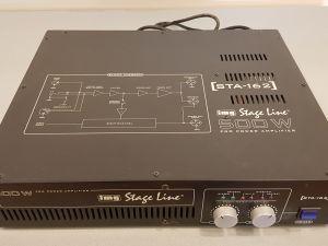 StageLine STA-162 500W vahvistin