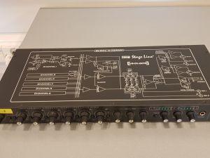 IMG STAGE LINE MMX-602/SW  mikrofoni-linja mikseri
