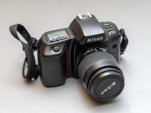Nikon F70 Film Camera