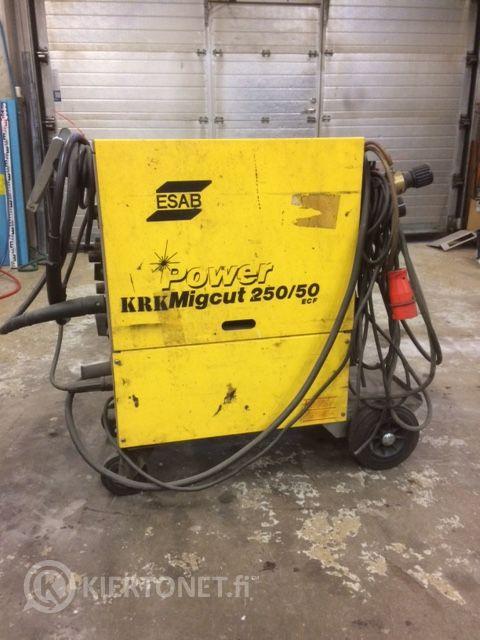 ESAB Migcut 250-50 hitsi