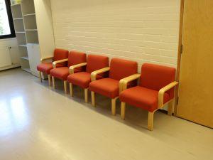 Tuolit 5 kpl (nro 18)