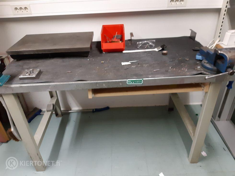 Työpöydät 2kpl