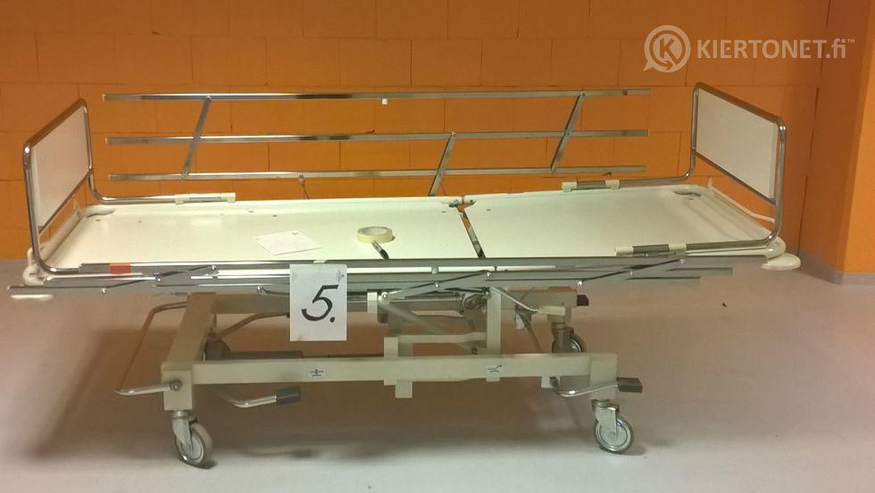 Sairaalasänky nro 5