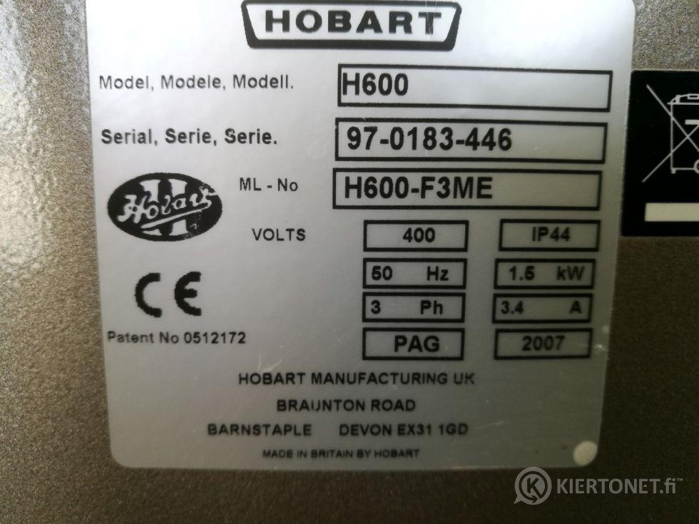 Yleiskone Hobart H600