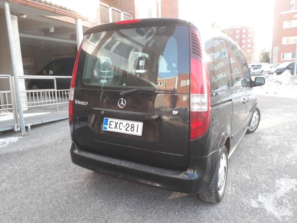 Mercedes-Benz Vaneo 1,9