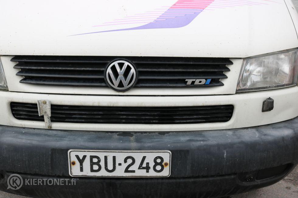 VW Transporter 2.5 TDI  (A34)