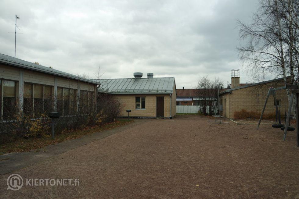 Itäristin seurakuntatalo Haminassa