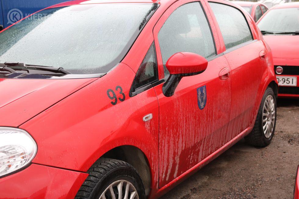 Fiat Grande Punto 1.2 , (A93)