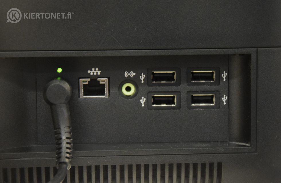 HP Compaq 8200 Elite AiO Business PC – tietokone