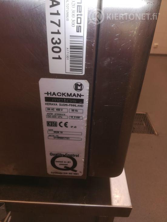Yhdistelmäuuni MCM-10