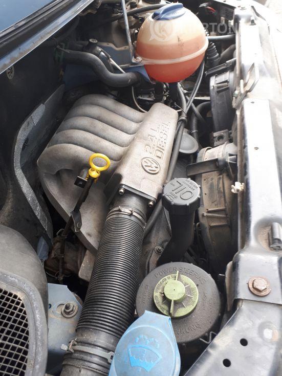 VW Transporter syncro