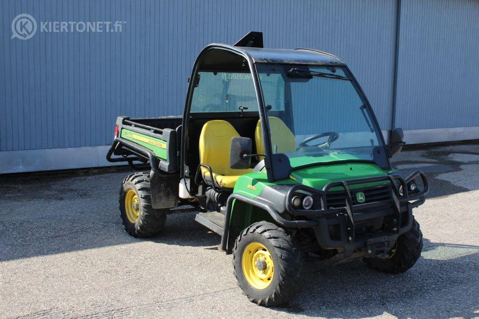 John Deere Gators >> John Deere Gator Xuv 855d Kiertonet Fi