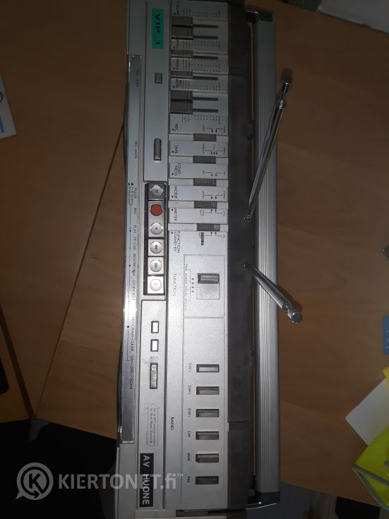 JVC RC-M70L boombox