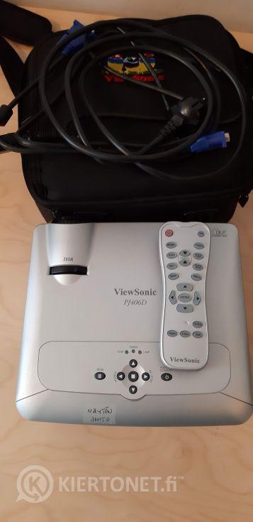 Projektori ViewSonic PJ406D