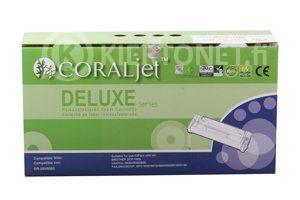 CoralJet DELUXE Remanufactured Toner Cartridge - 3 kpl