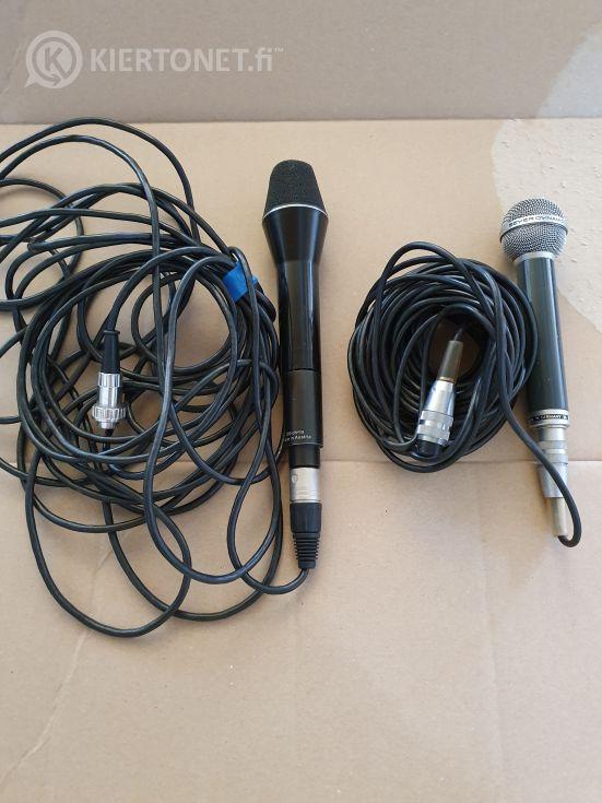 2kpl mikrofoni