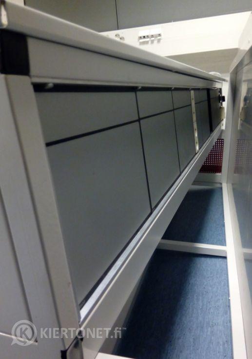 Teklab labrapöytä 200x100