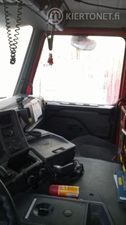 Sammutusauto Scania P92 M, 150 KW, 4x2