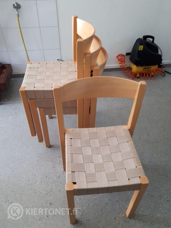 Balzar Beskov tuoleja 4 kpl.