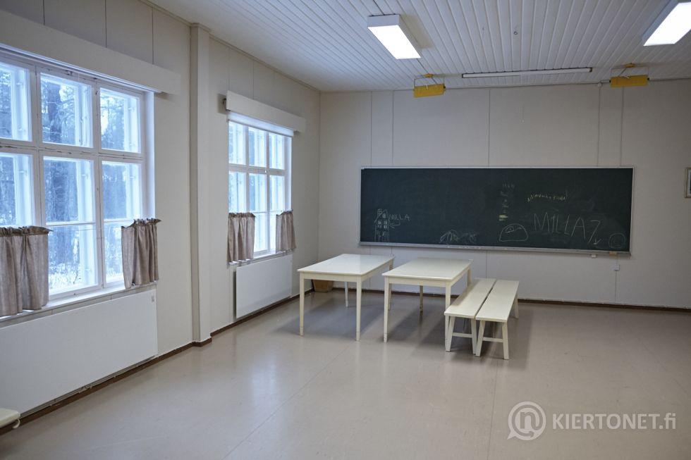 Myydään Siltalan entinen koulu Peräseinäjoella