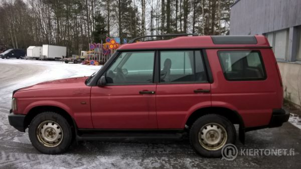 Land Rover 5D DISCOVERY II STW 2.5 TD5-4X4/254