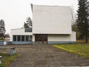 Sorsakosken seurakuntatalo