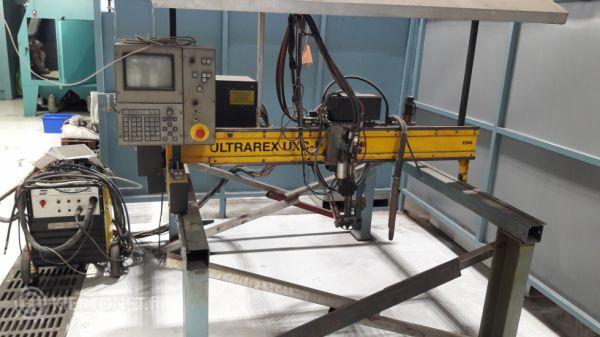 Esab Ultrarex UXC-P 1100 kaasu- ja plasmapoltin