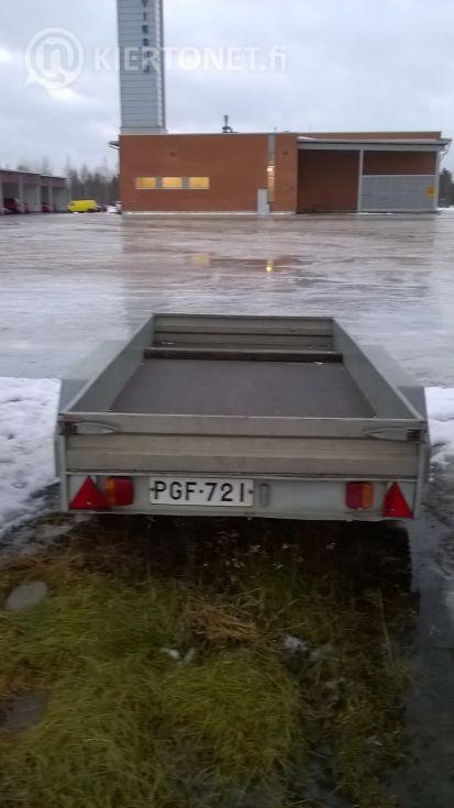 Kevyt perävaunu KÄRPPÄ KE-VE/2050+650