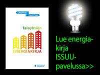 Energiakirjan verkkokirjalinkki.