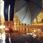 Syyskuu ja sateet.