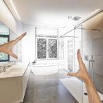 Kylpyhuoneremontin suunnittelua