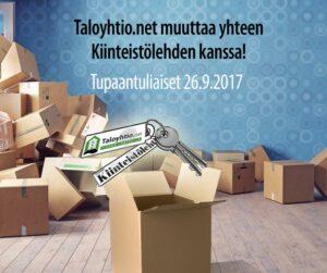 Taloyhtio.net muuttaa yhteen Kiinteistölehden kanssa (kuvituskuva).