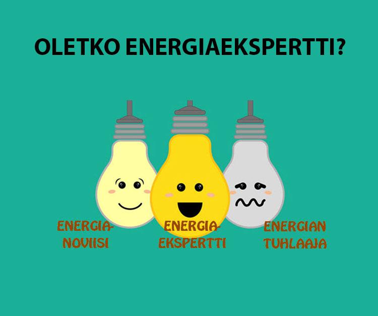 Energiansäästötesti