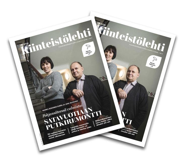 Suomen Kiinteistölehti nro 5/2019