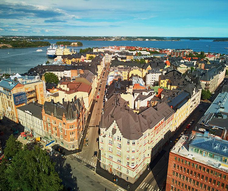 Helsingin asumiskustannukset huomattavasti muuta maata suuremmat indeksitalo-selivtyksen mukaan.