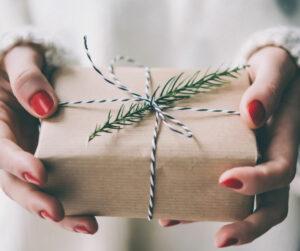 Myös vuokranantaja voi kiittää vuokralaista jouluna hyvästä vuokrasuhteesta.