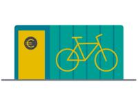 maksullinen pyöräparkki