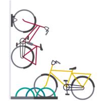 Pyörätilojen käytettävyyden helppous?