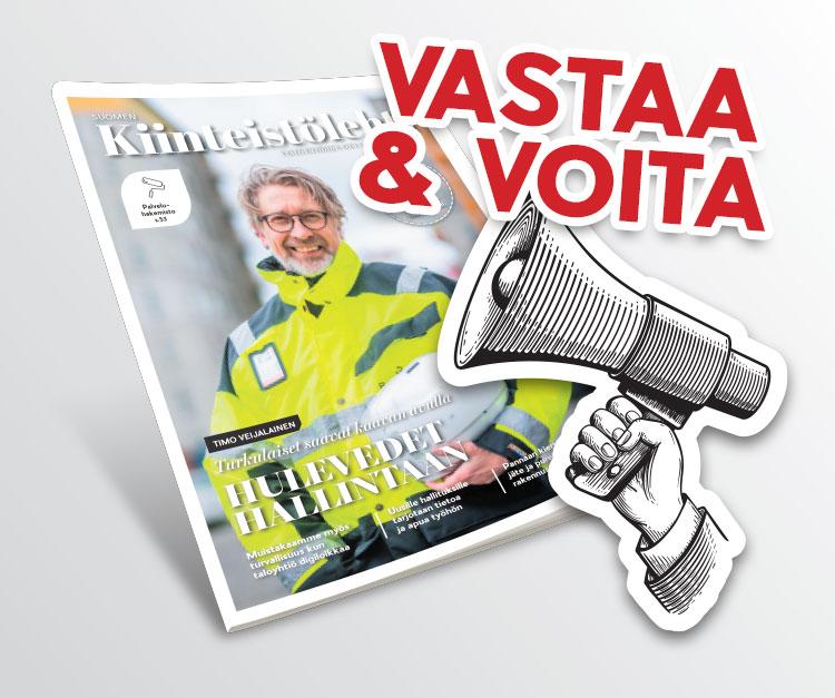 Suomen Kiinteistölehden lukijatutkimus 2021