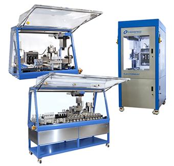 研究開発用自動化システムCHEMSPEED ISYNTH(合成・反応スクリーニングシステム)