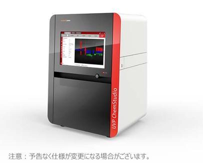 ChemStudio touch ケミルミ撮影装置
