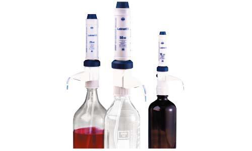 ボトルトップディスペンサー Labmax 5-25ml